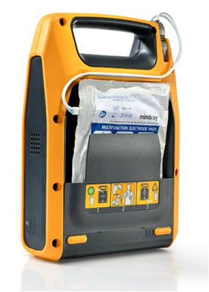 Mindray BeneHeart D1 Pro Defibrillator AED + manuell