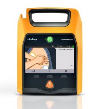 Mindray BeneHeart D1 Public AED Defibrillator mit Einwegbatterie