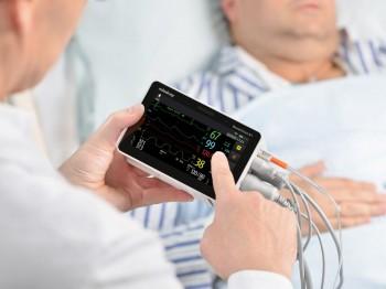 Mindray BeneVision N1 mit EKG (3/5), SpO2, NIBP, Temp und CO2