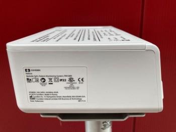 Nellcor™ PM100N SpO₂-Pulsoximeter mit Rollständer