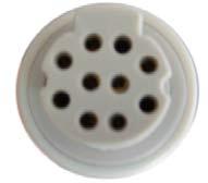 ECO SpO2 Y-Sensor Datex-Ohmeda kompatibel