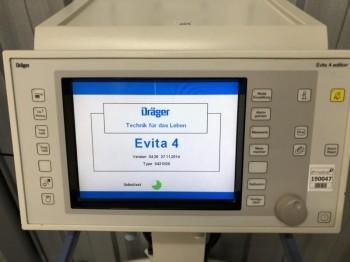 Dräger Evita 4 edition, ID:190047