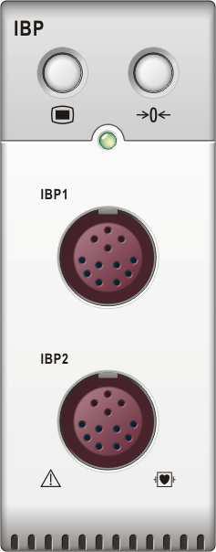 Mindray IBP Modul (2 Kanal)