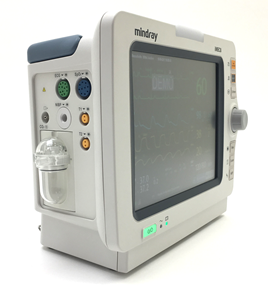 "Mindray iMEC 8 ""TIVA"" Patientenmonitor mit etCO2"