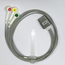 EKG-Kabel 3-adrig für Biolight M850