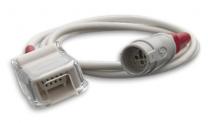 Masimo rainbow™ SET™ gerades Adapterkabel für Philips 3,0m