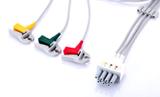 Mindray EKG-Ableitung 3-adrig, IEC, Clip, für Telemetrie