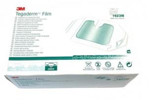 3M™ Tegaderm™ Film 1623W Transparentverband 6 x 7 cm