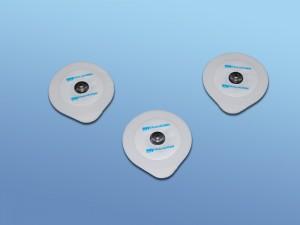 EKG-Elektroden, Typ 110, Solid-Gel, Erwachsene
