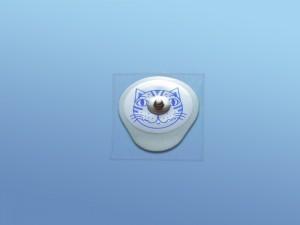 EKG-Elektroden, Typ 505, Solid-Gel, Kinder