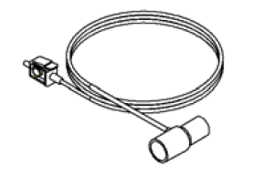 Respironics CO2-Messleitung für LoFlo