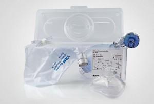 VBM Beatmungsbeutel-Set (Silikon) für Babys