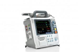Mindray BeneHeart D6, EKG (12-Kanal), SpO2, NIBP, IBP, CO2, Schrittmacher ►#DEMOGERÄT◄