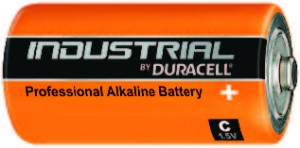 Duracell Industrial Procell Baby, C, LR14, 1,5V