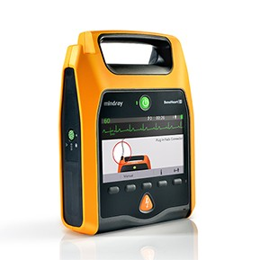 Mindray BeneHeart D1 Pro, AED+manuell (Batterie)