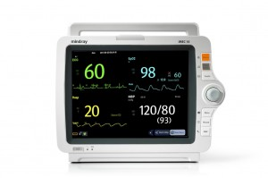 Mindray iMEC 10 Patientenmonitor mit Touchscreen