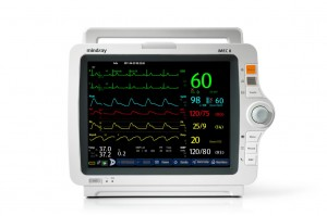 Mindray iMEC 8 Patientenmonitor ohne Touchscreen