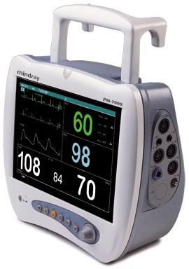 PM-7000 Patientenmonitor (eingestellt)