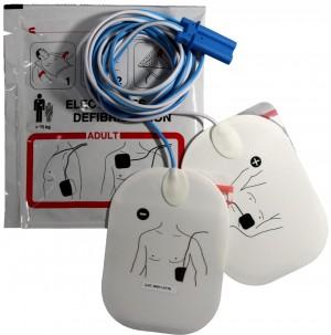 SCHILLER Defi-Elektroden Erwachsene für FRED easyport/PA-1