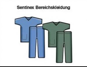 Sentinex® Bereichskleidung Set