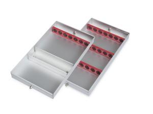 Weinmann Ampullarium 2-teilig für PARAMEDIC-BOX