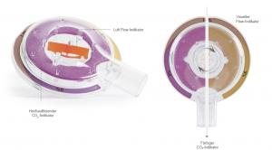 FLOCAP® etCO2- & Flow-Indikator