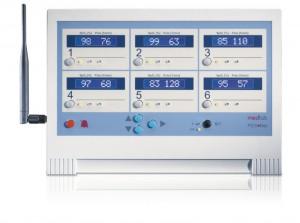 POX·Net Überwachungszentrale für Pulsoximeter