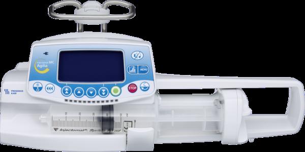 Fresenius Injectomat® MC Agilia Spritzenpumpe Gebrauchtgerät