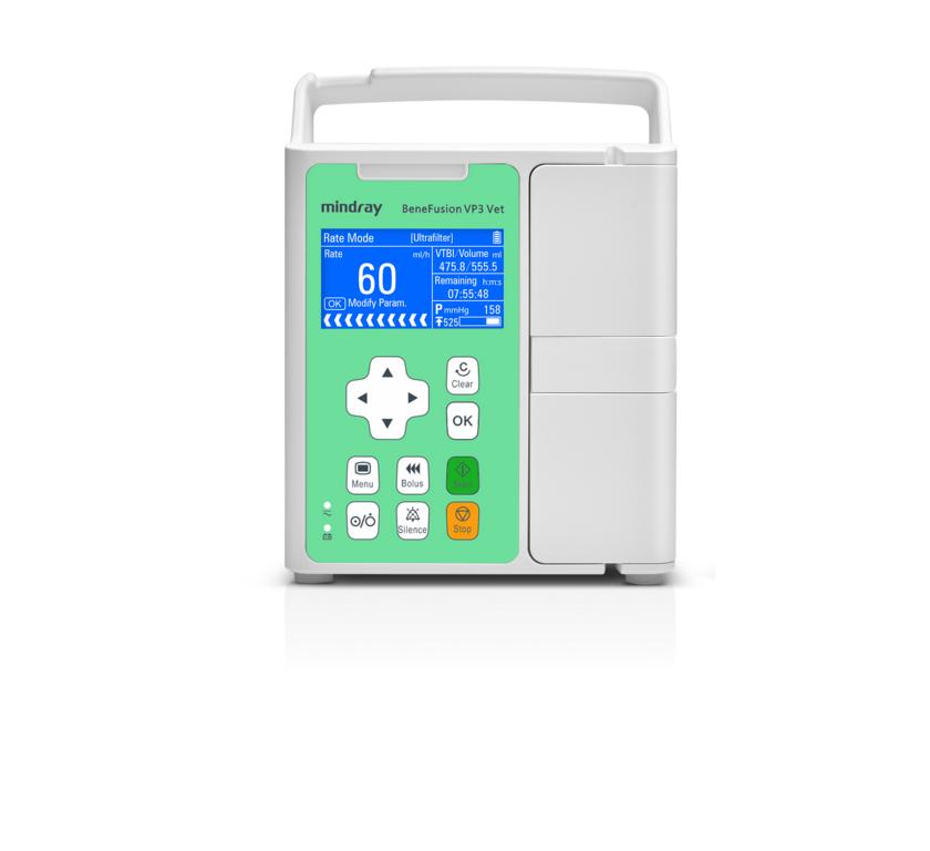 Mindray BeneFusion VP3 Vet Infusionspumpe